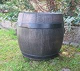 Blumentopf Fass Barrel Gr. S (30cm x 32cm)