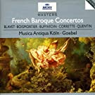 Les Concertos baroques fran�ais : Blavet, Boismortier, Buffardin, Corrette, Quentin