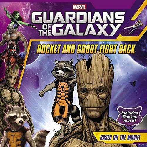 [(Rocket and Groot Fight Back)] [Illustrated by Ron Lim ] published on (July, 2014)