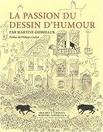 La passion du dessin d'humour de Martine Gossieaux