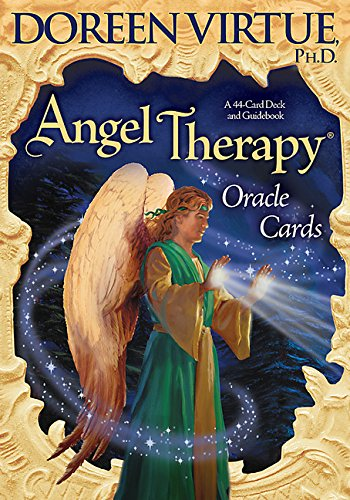 Angel Therapy Oracle Cards: A 44- Card Deck and Guidebook (Loose Leaf)