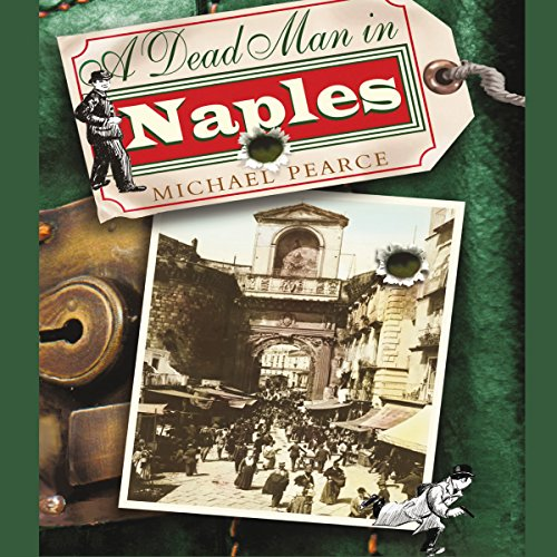 A Dead Man in Naples  Audiolibri