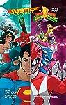 Justice League/Power Rangers par Taylor
