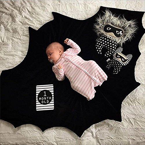 Himom Batman Auflage Baby Spiel Decke Matte Kissen Fotografie Stützen Für Baby oder Kinder (Niedliche Diy Baby Kostüme)