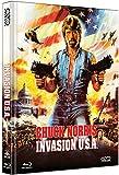 Invasion U.S.A - uncut (Blu-Ray+DVD) auf 444 limitiertes Mediabook Cover C [Alemania] [Blu-ray]