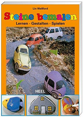 Preisvergleich Produktbild Steine bemalen: Lernen - Gestalten - Spielen