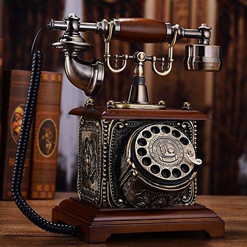 High-end stile europeo telefoni antichi giardino creativo moda lusso retrò telefono rete fissa , (High End Telefoni Cordless)