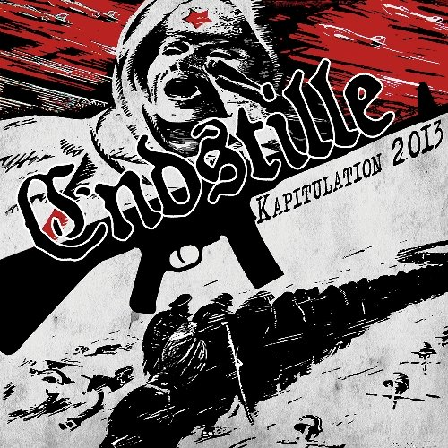 Endstille: Kapitulation 2013 (Audio CD)