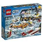 Lego-City-Quartier-Generale-della-Guardia-Costiera-Costruzioni-Piccole-Gioco-Bambino-565-Multicolore-60167