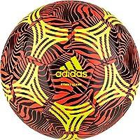 adidas Tango Street Glider–Balón de fútbol, otoño/Invierno, Color Solar Red/Solar Yellow/Black, tamaño 5