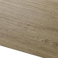 [neu.haus] Suelo de vinilo autoadhesivo set ahorro (4m²) roble medio claro (28 láminas de PVC = 3,92 m²) suelo de diseño estructurado