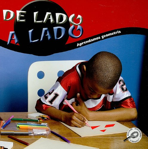 De lado a lado / Taking Sides: Aprendamos Geometria / Exploring Geometry (Enfoque Matematico) por Nancy Harris