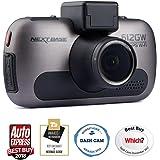 Nextbase 612GW – 4K HD Dashcam Auto-Kamera mit GPS, DVR, WDR, WiFi, HDR, Polfilter & erweiterter Nachtsicht – Frontkamera - 150 ° Weitwinkel (Schwarz)