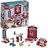 LEGO 41236 - Dc Super Hero Girls, Il Dormitorio di Harley Quinn