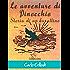 Le avventure di Pinocchio (Storia di un burattino): Illustrato con 82 disegni di Enrico Mazzanti
