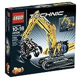 LEGO Technic Máquina Excavadora - Juegos de construcción...