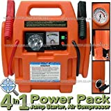 Streetwize 12v 900 Amp Portable Car Battery Booster - Best Reviews Guide