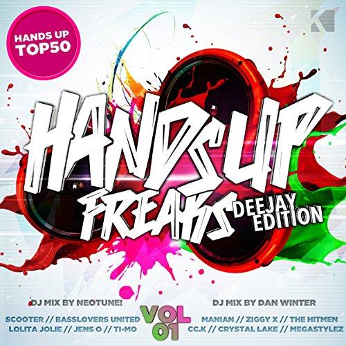 Hands Up Freaks, Vol. 1 (Deeja...