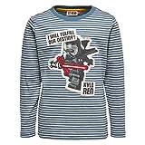Lego Wear Jungen Lego Boy Star Wars Tony 951-Langarmshirt, Grau (Grey Melange 924), 104
