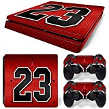 Sony PS4 Playstation 4 Slim Skin Design Foils Pegatina Set - Magic 23...