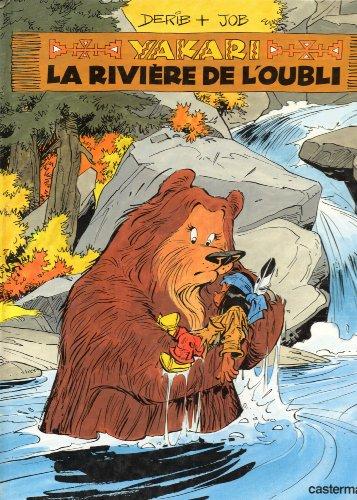 Yakari, tome 15 : La Rivière de l'o...