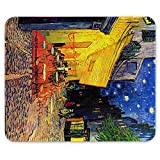 Die besten Cafe Mouse-Pads - Van Gogh - The Cafe Terrace On The Bewertungen