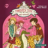Voll verknallt! (Die Schule der magischen Tiere 8): 2 CDs