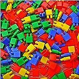 #4: Pepperonz Educational Puzzle Kids Rocket Head Bullet Shape Building DIY Game Block Toy