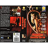 Fuoco Cammina Con Me (1992) VHS