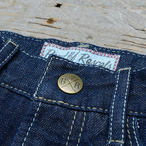 Rascal Kinder Jeans Jungen Hose aus 100% Bio-Baumwolle (vegan) - 4