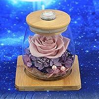 Regalo del día de lkklily-valentine creativo botella de regalo de un deseo a una novia