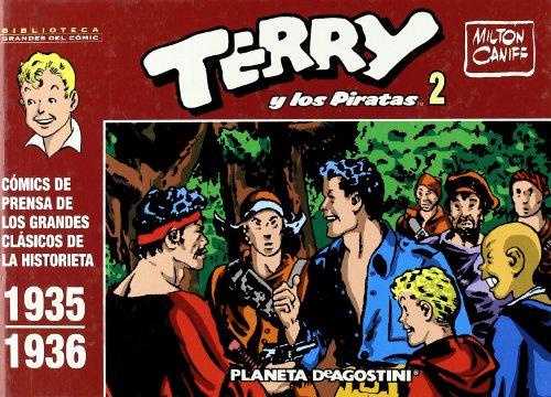 Biblioteca Grandes del Comic: Terry y los piratas nº 02