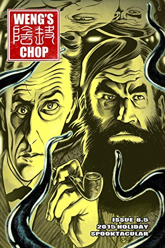 Weng's Chop #8.5: The 2015 Holiday Spooktacular