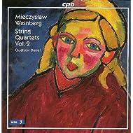 Weinberg: String Quartets, Vol. 2