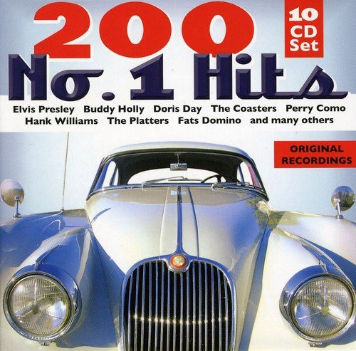 200 No.1 Hits - Day Doris Weihnachts-cd