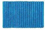 Gedy - TAPIS DE BAIN 50X80 BLEU CIEL BOMBAY - Gedy - G-BO50801130