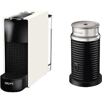 Krups XN1111 Independiente Totalmente automática Máquina de café en cápsulas 0.7L Blanco - Cafetera (Independiente, Máquina de café en cápsulas, 0,7 L, ...