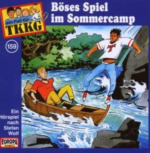 Preisvergleich Produktbild 159 / Böses Spiel im Sommercamp