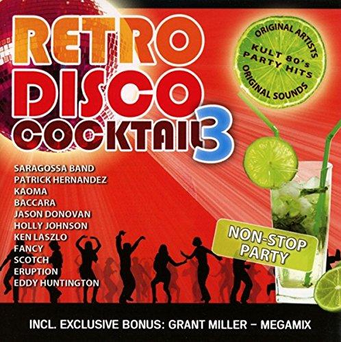 retro disco cocktail 3 Retro Disco