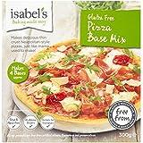 Sin Gluten base de la pizza Mezclar 300 g de Isabel
