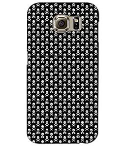 3D instyler DIGITAL PRINTED BACK COVER FOR SAMSUNG GALAXY S7 EDGE
