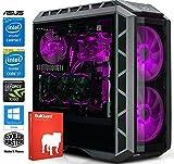 SNOGARD ULTRA GAMER PC | Intel Core i7-7820X | 32GB DDR4 | 4TB + 525GB SSD | 8GB GTX1080 | Ultra Gaming PC edition Direct X 12 Technologie