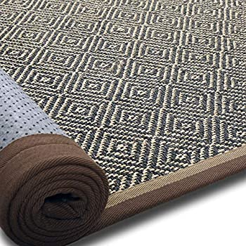 Ljxj Sisal Tapis Paille Ikea Tatami Salon Lin Jute Mat