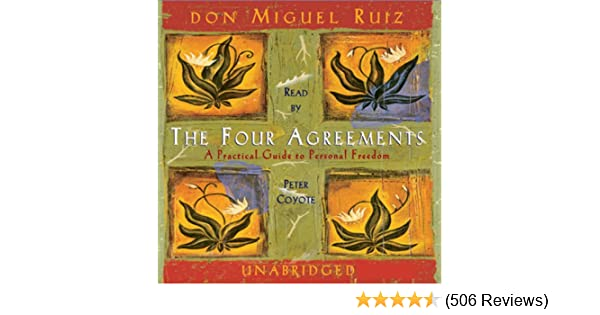 The Four Agreements Audio Download Amazon Books