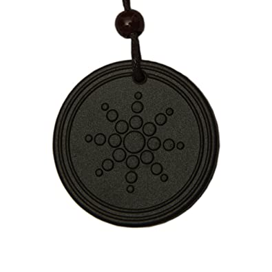 Aarogyam energy jewellery quantum science energy scalar unisex aarogyam energy jewellery quantum science energy scalar unisex black pendant made from lava amazon health personal care mozeypictures Images