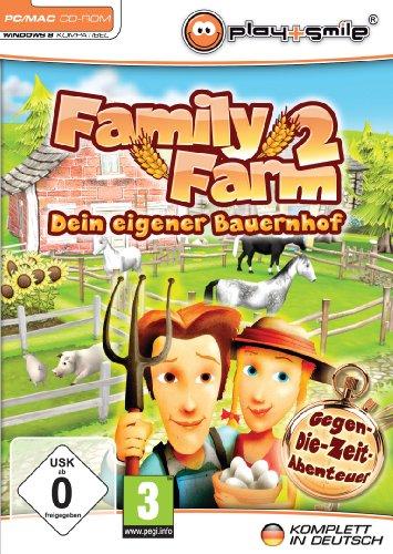 Family Farm 2: Dein eigener Bauernhof - Familie, Spiele Computer