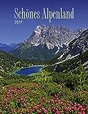 Schönes Alpenland Posterkalender - Kalender 2017 - Heye-Verlag - Wandkalender - 34 cm x 44 cm