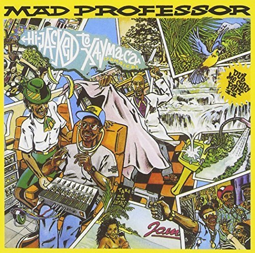 Hi-Jacked to Jamaica by Mad Professor, used for sale  Delivered anywhere in UK