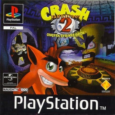 Crash Bandicoot 2-(Pl)