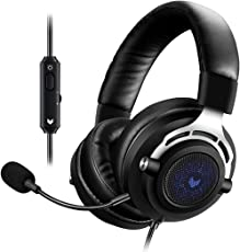 Rapoo VH150 Backlit Gaming Headset (Black)